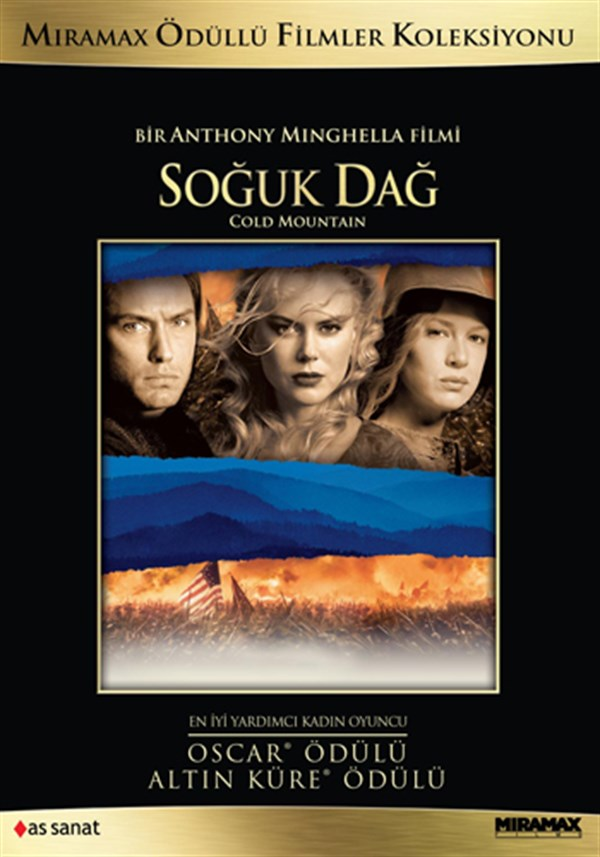 a review of cold mountain a film by anthony minghella Drama director: anthony minghella in the waning days of the american civil war, a wounded soldier (jude law) embarks on a perilous journey back home to cold mountain, north carolina to reunite with his sweetheart (nicole kidman) running time: 2:34:00.