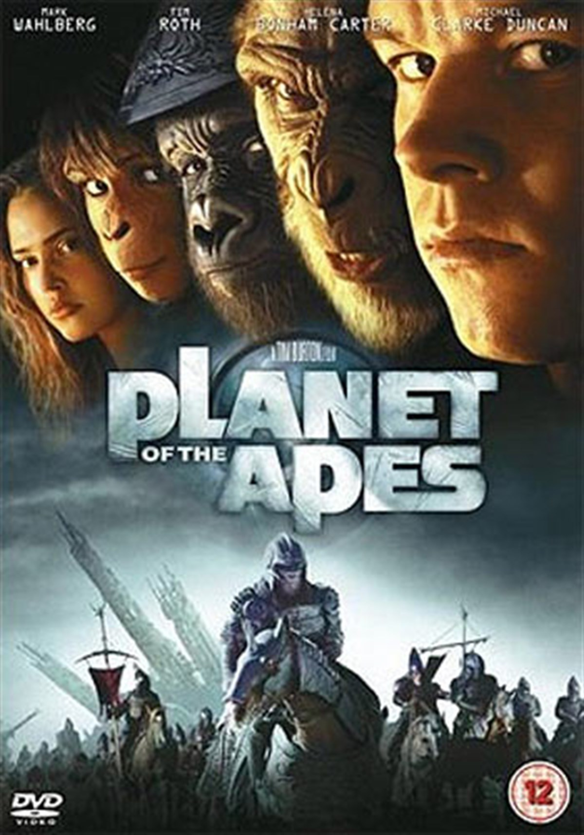 Maymunlar Gezegeni - Planet Of The Apes