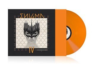 Enigma - The Screen Behind The Mirror IV (Orange Vinyl) (Plak)