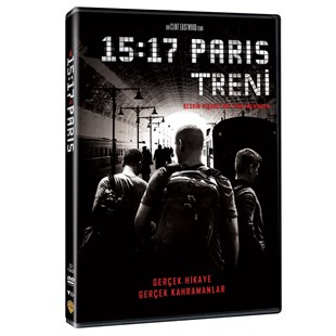15:17 Paris Treni / 15:17 To Paris - DVD