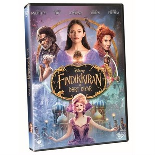 Fındıkkıran Ve Dört Diyar /  The Nutcracker And The Four Realms DVD