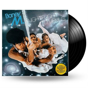 Boney M - Nightflight to Venus (Plak)