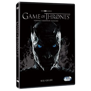 Game Of Thrones- Sezon 7 (4 DVD) Kış Geldi