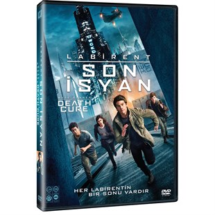 Labirent - Son İsyan - DVD