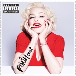 Madonna- Rebel Heart