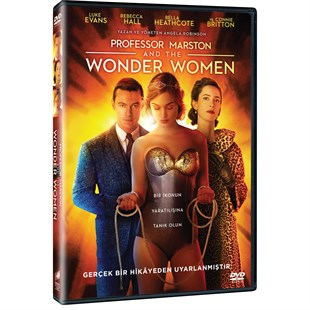 Professor Marston and The  Wonder Woman - DVD