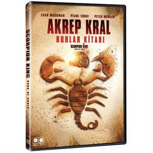 Akrep Kral: Ruhlar Kitabı / Scorpion King: Book Of Souls - DVD